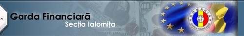 Garda Financiara Ialomita are un site impresionant, avand in vedere ca e o institutie de stat